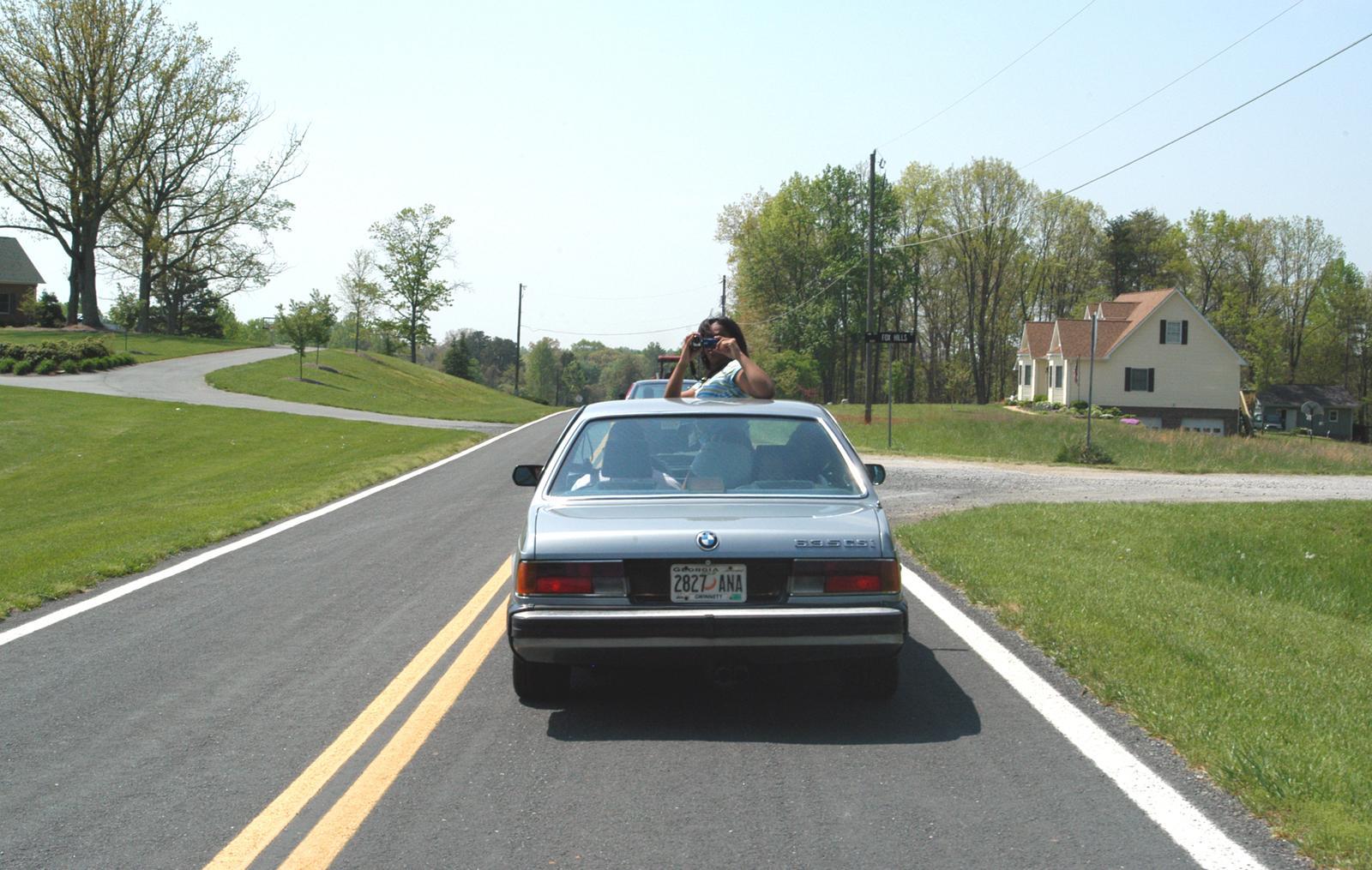 1986 e24: 635 CSI
